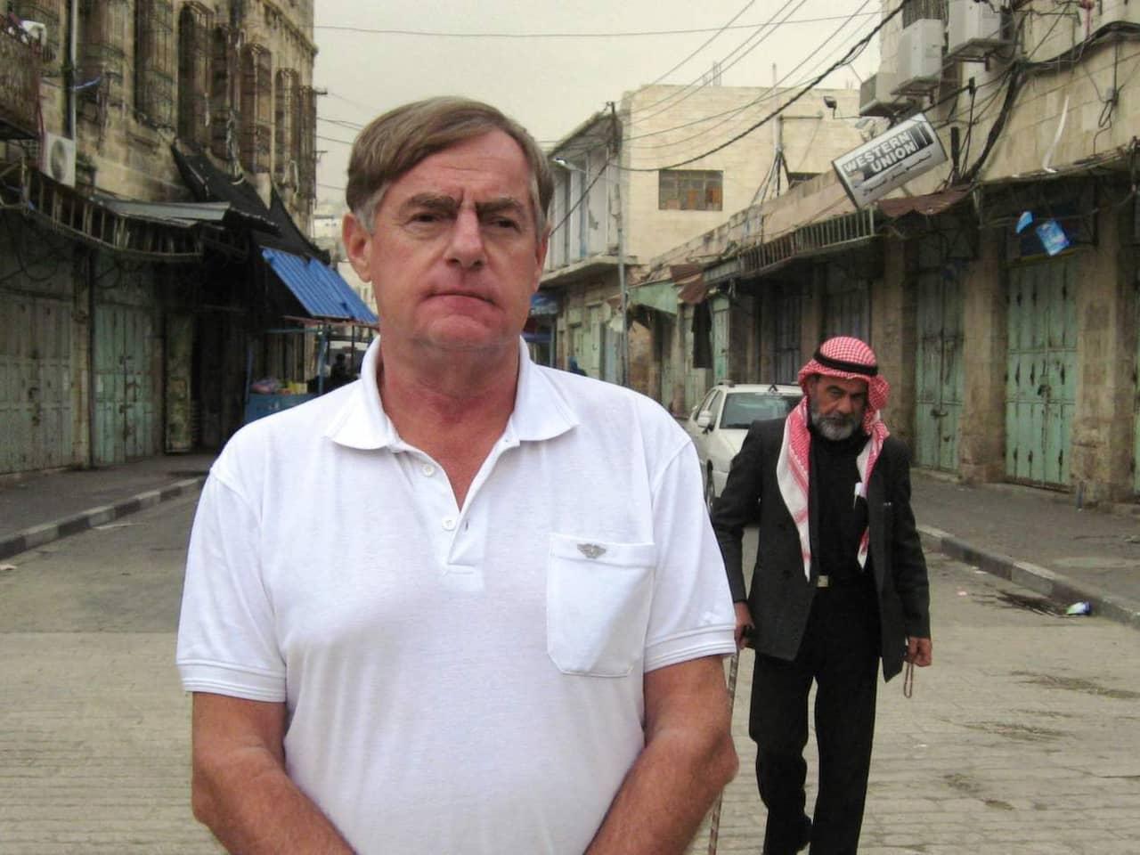 Israeliskt palestinskt mote pa gang