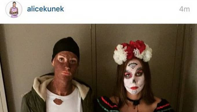 Alice Kuneks bild Foto: Instagram