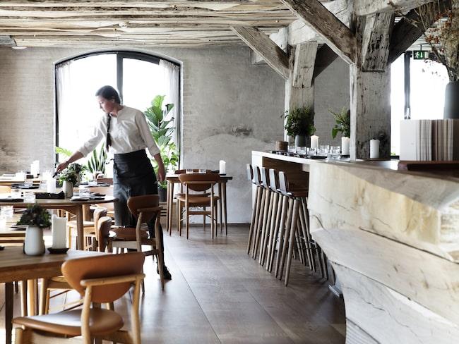 Nomafamiljens nya restaurang Barr serverar mat från det europeiska ölbältet.