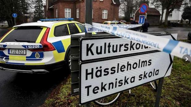 Misstänkte bombmannen i Hässleholm häktad