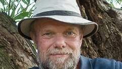 Hans Cronert, naturvårdsförvaltare på Kristianstads kommun. Foto: Privat