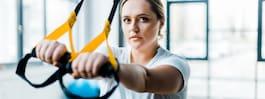 Är det farligt att ta på sig svettiga gymkläder?