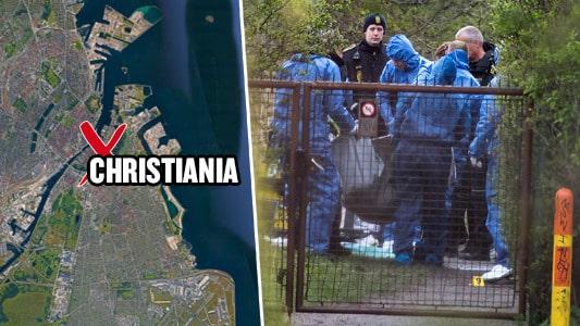Svensk medborgare hittad ihjälslagen i Christiania