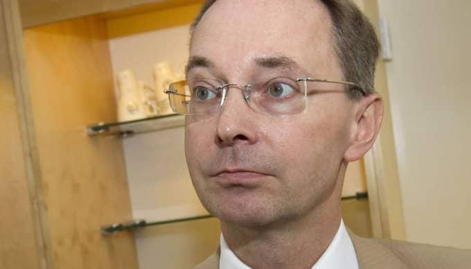 Gunnar Axén (M). Foto: Roger Vikström