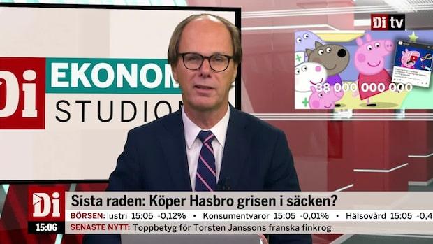 Dagens siffra: Köper Hasbro grisen i säcken?