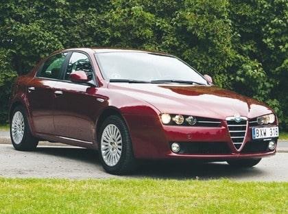 BENSIN VANLIGAST. I Sverige dominerar bensinmodellerna men på andra marknader är Alfa Romeo ett dieselmärke.