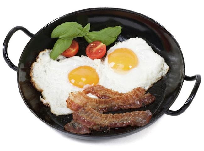 INTE ONYTTIGT LÄNGRE. Femtiotalets fettskräck har ersatts med lågkolhydratskost.