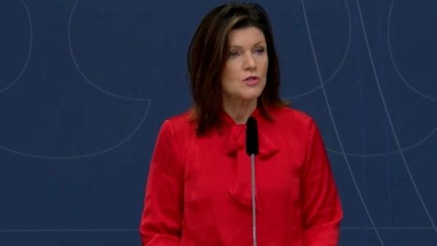 """Eva Nordmark: """"Reformen av Arbetsförmedlingen ska inte vila på LOV"""""""
