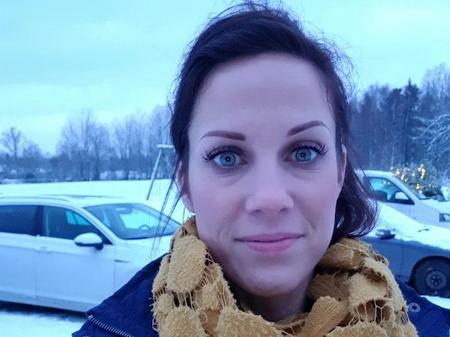 Nina Jönsson försöker få folk att respektera reglerna – och sina medmänniskor.