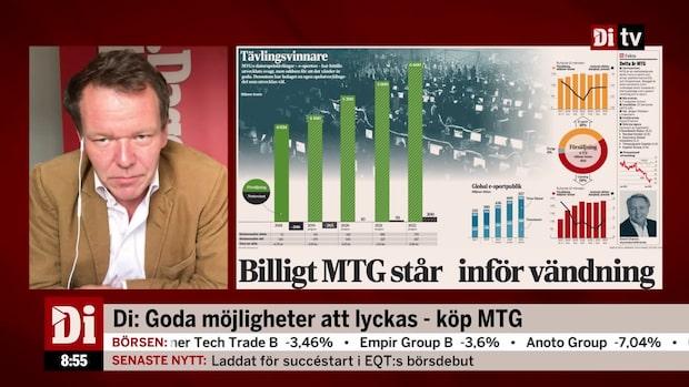 Veckans aktie: Goda möjligheter att lyckas - köp MTG