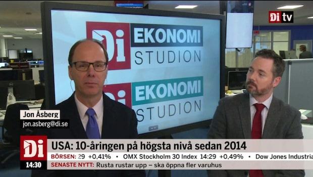 Ekonomistudion – 22 januari 2018
