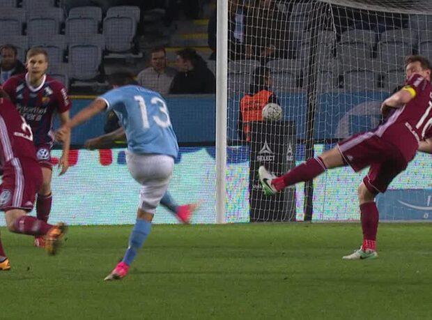 SportExpressen listar snyggaste målen från 4:e omgången