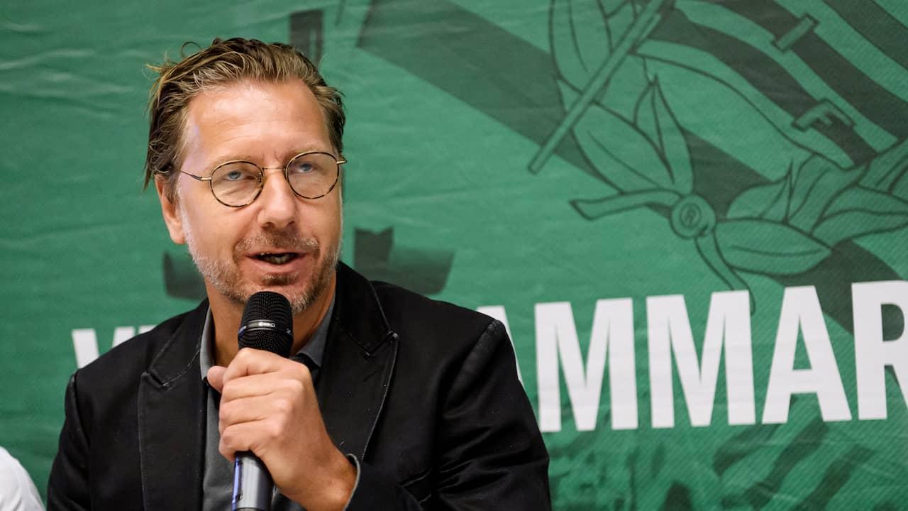 """Skriver nytt kontrakt: """"Är inte klara i Hammarby"""""""