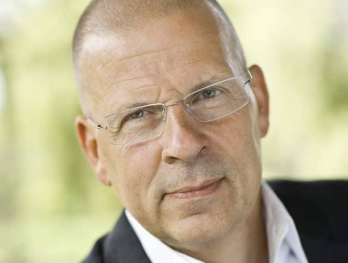 Benny Fredriksson. Foto: Petra Hellberg