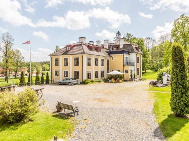 herrgård till salu stockholm