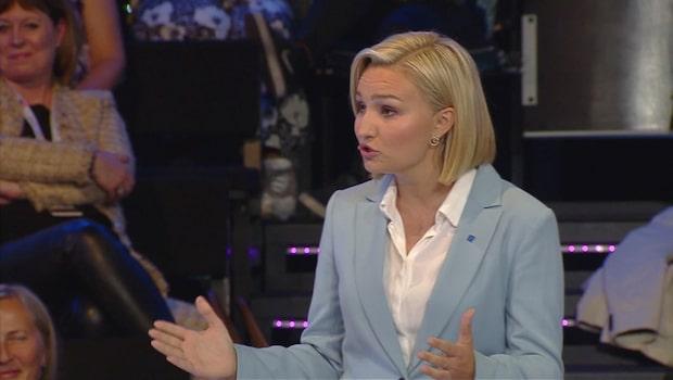 """Ebba Busch Thor: """"Sluta vara så besatt av skatten"""""""