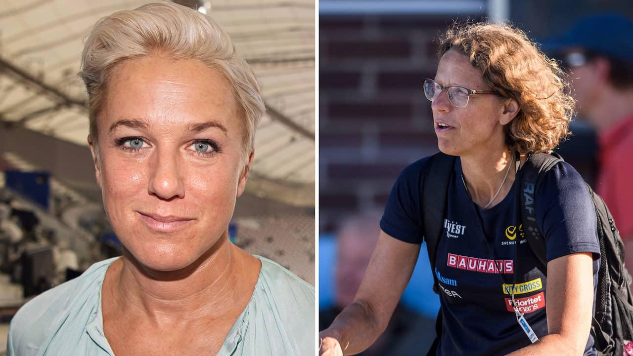 Kajsa Bergqvist aktuell som ny förbundskapten