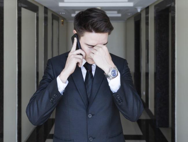 Efter att läsaren blivit anklaga för stöld av företagshemligheter vände allt.