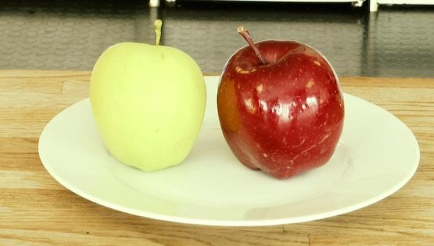 Läskiga hemligheten du inte visste om dina äpplen