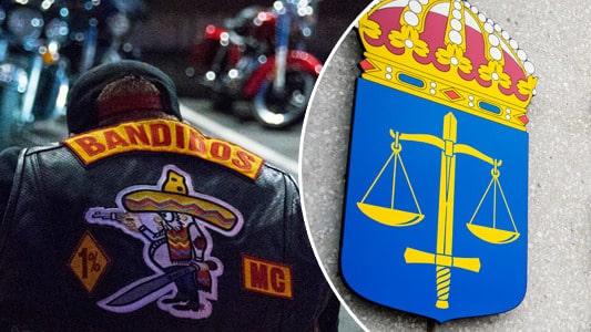 Bandidos-mannen sköts till döds i köket
