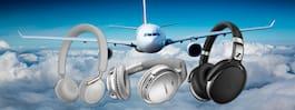6 hörlurar för dig som ofta är på resande fot