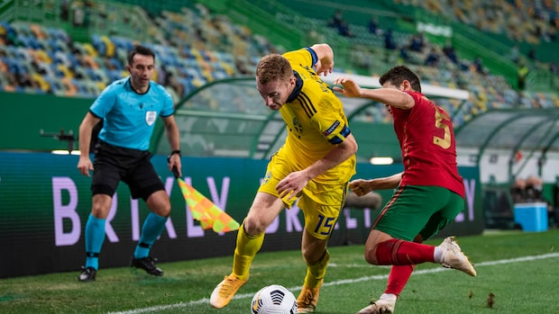 "Sverige krossat av Portugal i Nations League: ""Han kommer fel på allt"""