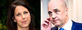 """Roberta Alenius besked till Reinfeldt: """"Är för mycket R"""""""