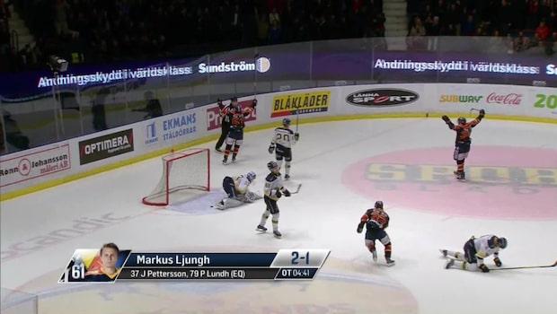 Höjdpunkter: Djurgården-HV71