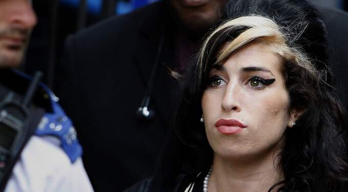Amy Winehouse gick bort på lördagen. Sångerskan blev 27 år gammal. Foto: Kirsty Wigglesworth