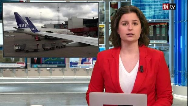 Di Nyheter: SAS lämnar omvänd vinstvarning
