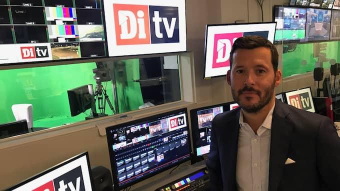 Jesper Norberg är ny programledare i Di TV.