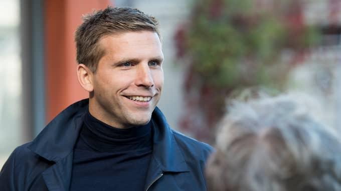 Anders Svensson, expert i Discoverys kanaler, tycker att beslutet att stänga av Simeone är hårt. Foto: JÖRGEN JARNBERGER / BILDBYRÅN