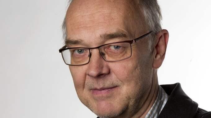 Nils Fucke, journalist och yttrandefrihetsexpert. Foto: YLWA YNGVESSON