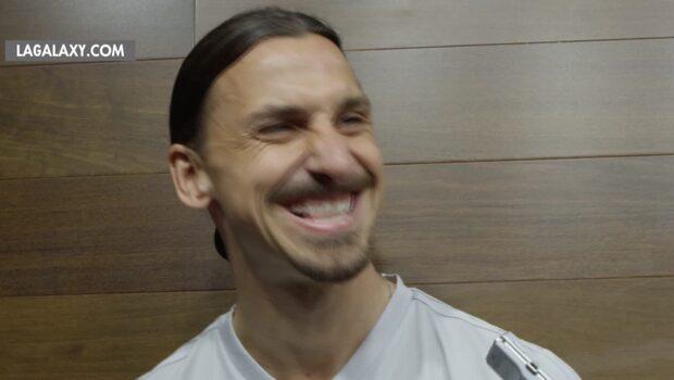 """Zlatan: """"De ska vara glada att jag inte spelar"""""""