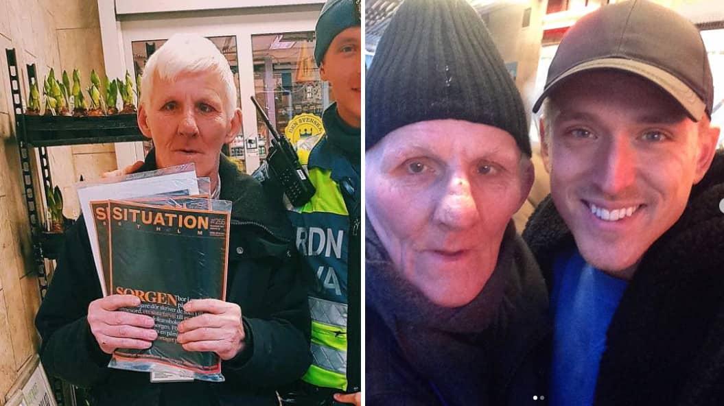 Tidningsförsäljaren Lars-Ola, 76, mördad – hade just blivit cancerfri