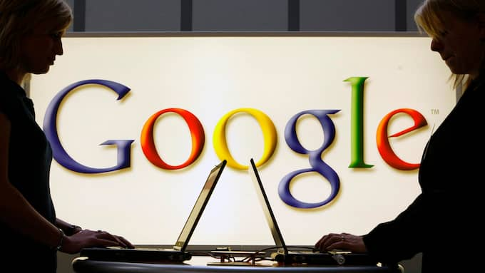 Google faced criticism after helping users to find a list of anti-semitic information about Swedish jews through its search engine. Foto: JENS MEYER / AP