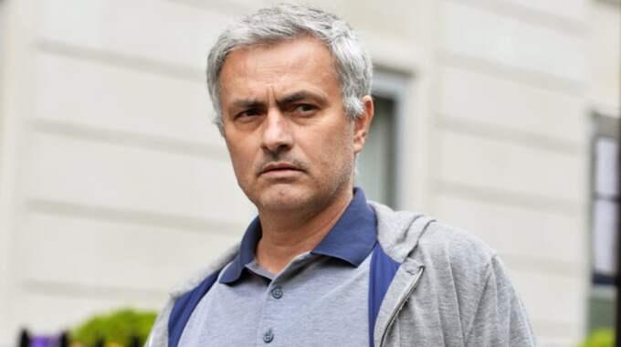 José Mourinho. Foto: Hannah Mckay / Epa / Tt / EPA TT NYHETSBYRÅN