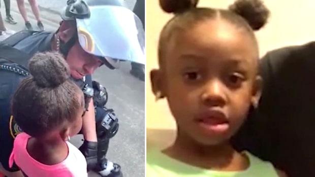 Flickans möte med polisen rör miljoner