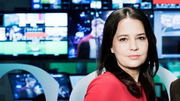"""Kristina Lugn var en väldigt speciell person"""