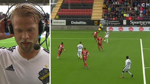 Höjdpunkter Östersund - AIK