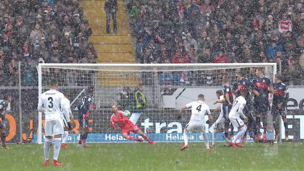 Highlights: Frankfurt-Bayern München 0–1