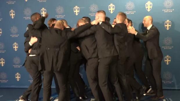 AIK firar sig förbi röda mattan