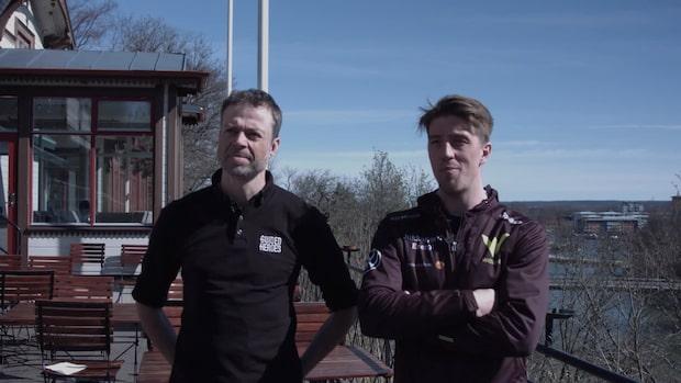"""Halfvarsson tar in cykeltränare: """"Satsar mot VM-femmilen"""""""