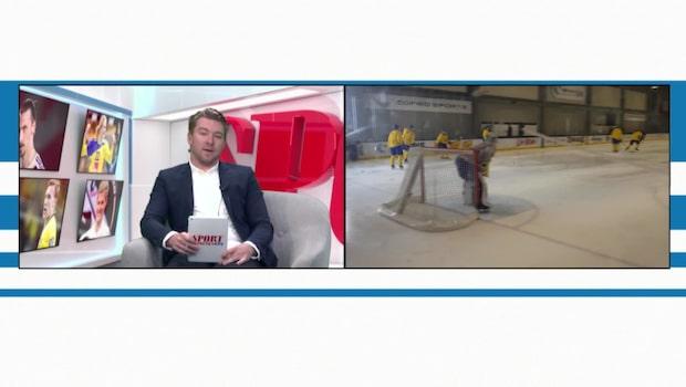 Hockeyfest i Sverige: Får arrangera JVM 2022