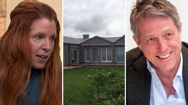 Stjärnmäklaren sålde hus till Hugh Grant –hustrun bestämde