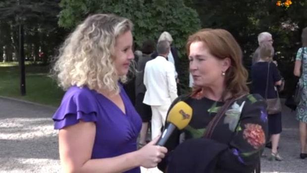 """Anna Hedenmo om sommarpratet: """"Hade terapi med mig själv"""""""