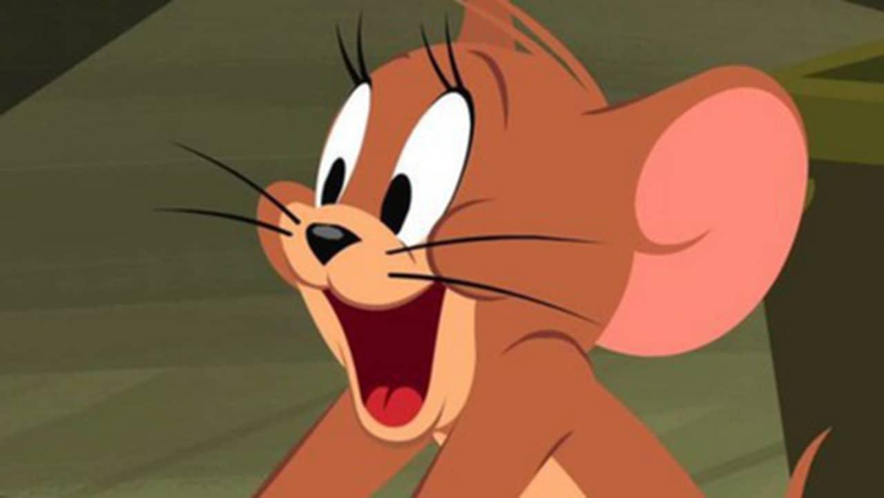 sex tecknad Tom och Jerry
