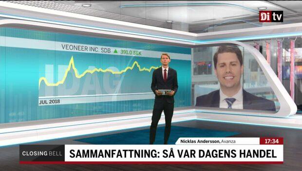 """Andersson: """"Det finns en oro att det ska eskalera än mer"""""""