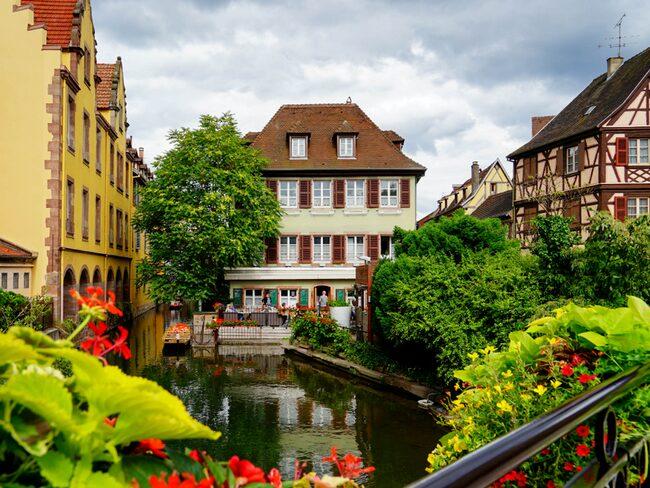 Vill du känna dig som Belle i Skönheten och Odjuret? Åk till Colmar i Frankrike.
