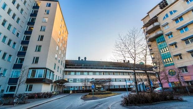 Alla operationer ställs in på Akademiska sjukhuset